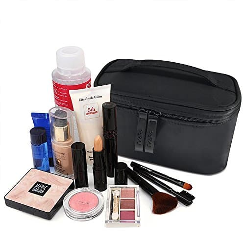 travel makeup bags small cosmetic case organizer for women